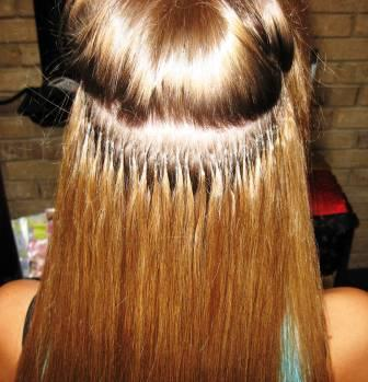 hair extension fusion: